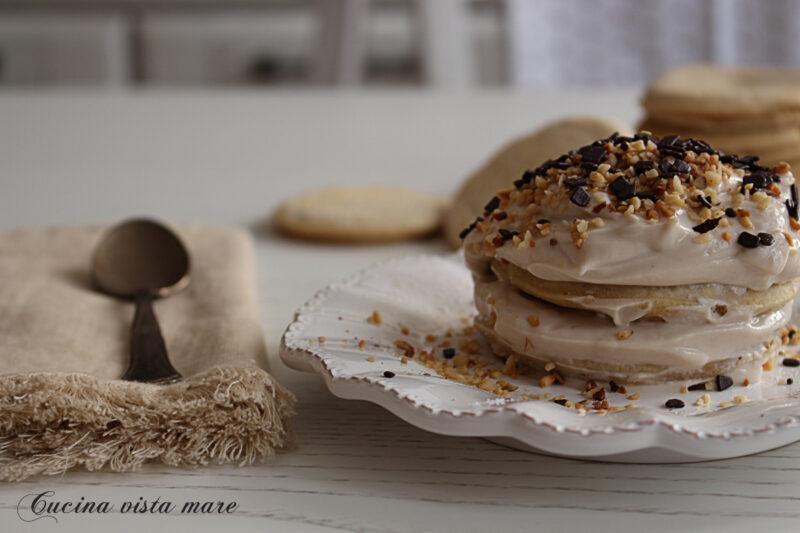 Torretta di pancakes