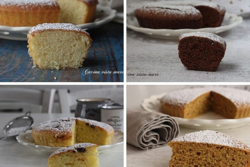 Quattro torte per due