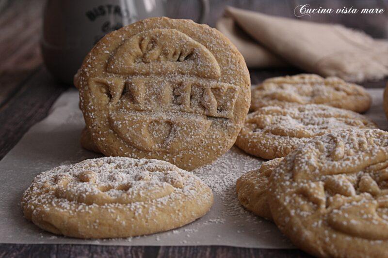 Biscotti rustici di farro