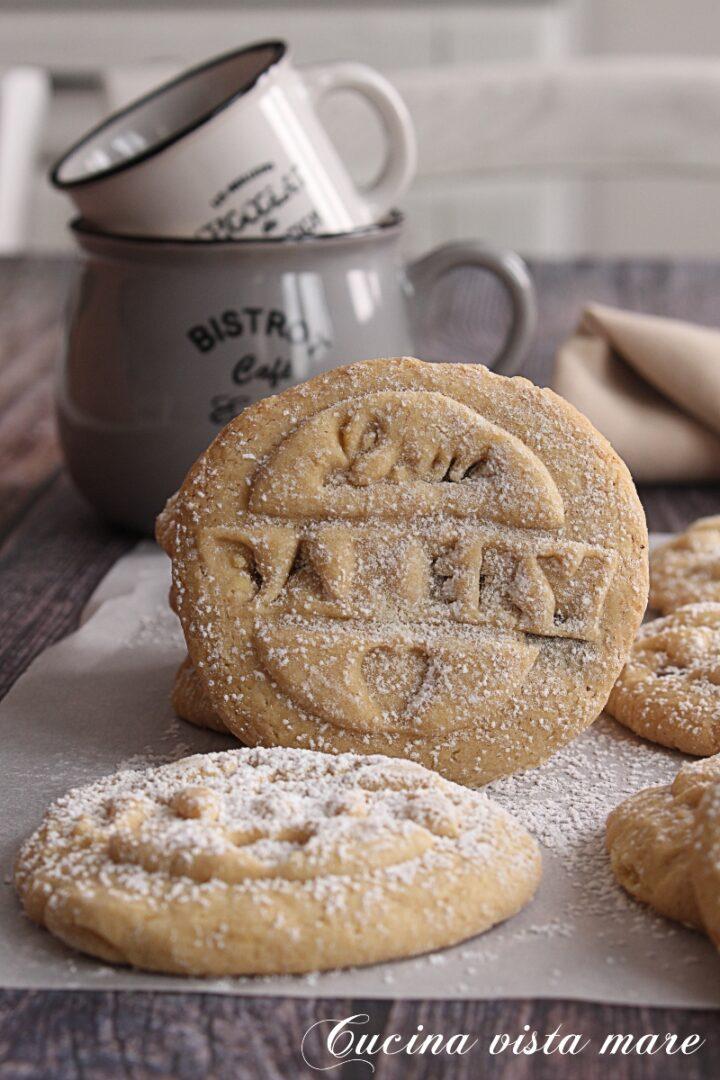 Biscotti rustici di farro Cucina vista mare