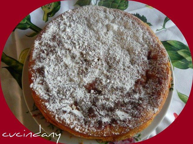 torta rustica di mele e marsala
