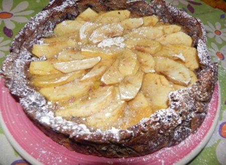 torta di mele e panettone
