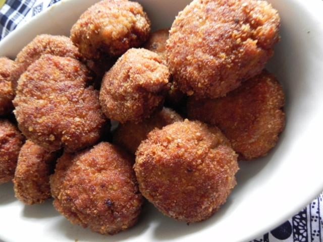 Ricette bimby polpette fritte