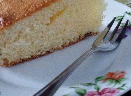 torta al latte caldo, ricetta bimby