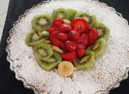torta di padre pio alla frutta