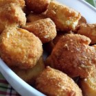 crocchette di pollo con panatura al rosmarino