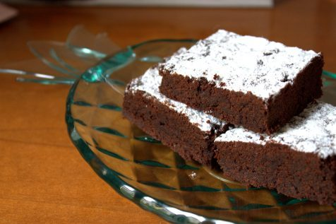 Brownies facili e veloci