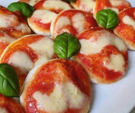 Pizzette soffici fatte in casa