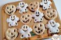 Biscotti di Halloween alla nutella