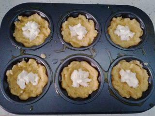Tortini di polenta cuore filante