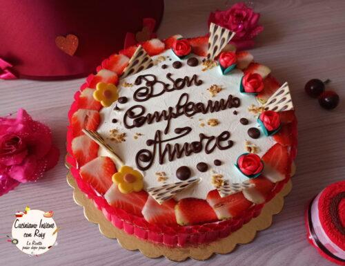 Come fare una Torta di compleanno da pasticceria
