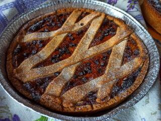 Pastiera napoletana originale di pasticceria