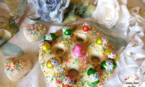 Scarcelle pugliesi vegane senza uova