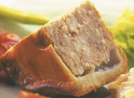 Patè di cinghiale in crosta