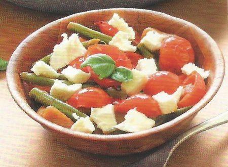 Gnocchi di farro con pomodori pachino