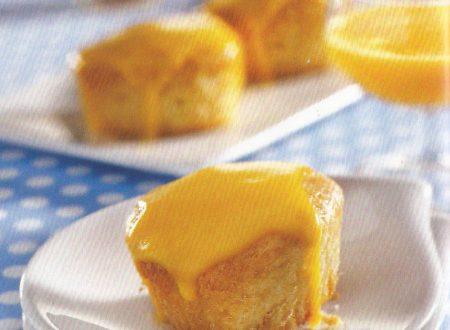 Cupcakes in stile pina colada