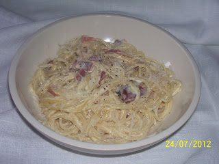 Spaghetti Storici al prosciutto crudo