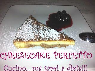cheesecake perfetto