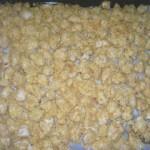 Petto di pollo e patatine fritte
