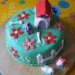 PDZ... Cake Design e torta con i cani