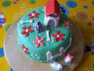 PDZ… Cake Design e torta con i cani