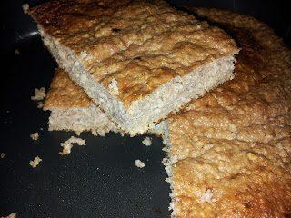 Dukan: torta con le crusche PP