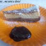 Cheesecake philadelphia e cioccolato