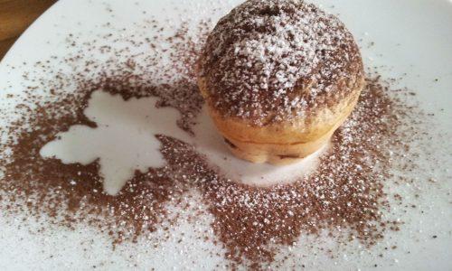Muffin integrali senza uova