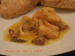 involtini di pollo alla salsiccia 2