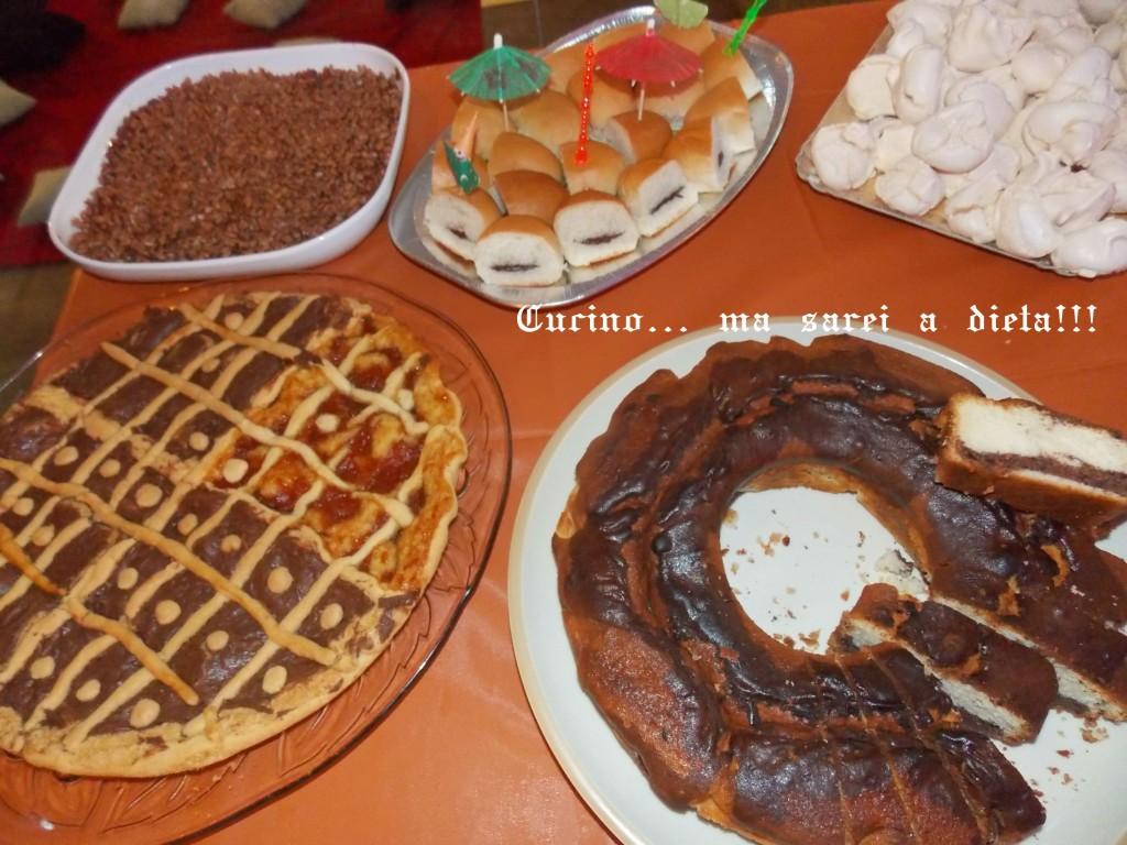 Dolci buffet