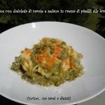 Linguine alla verdure