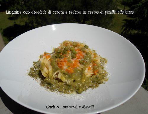 Linguine alle verdure