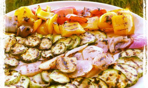 Verdure grigliate