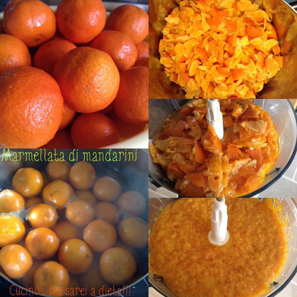 marmellata di mandarini