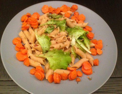 Pasta insalata e spezie | ricetta light dieta