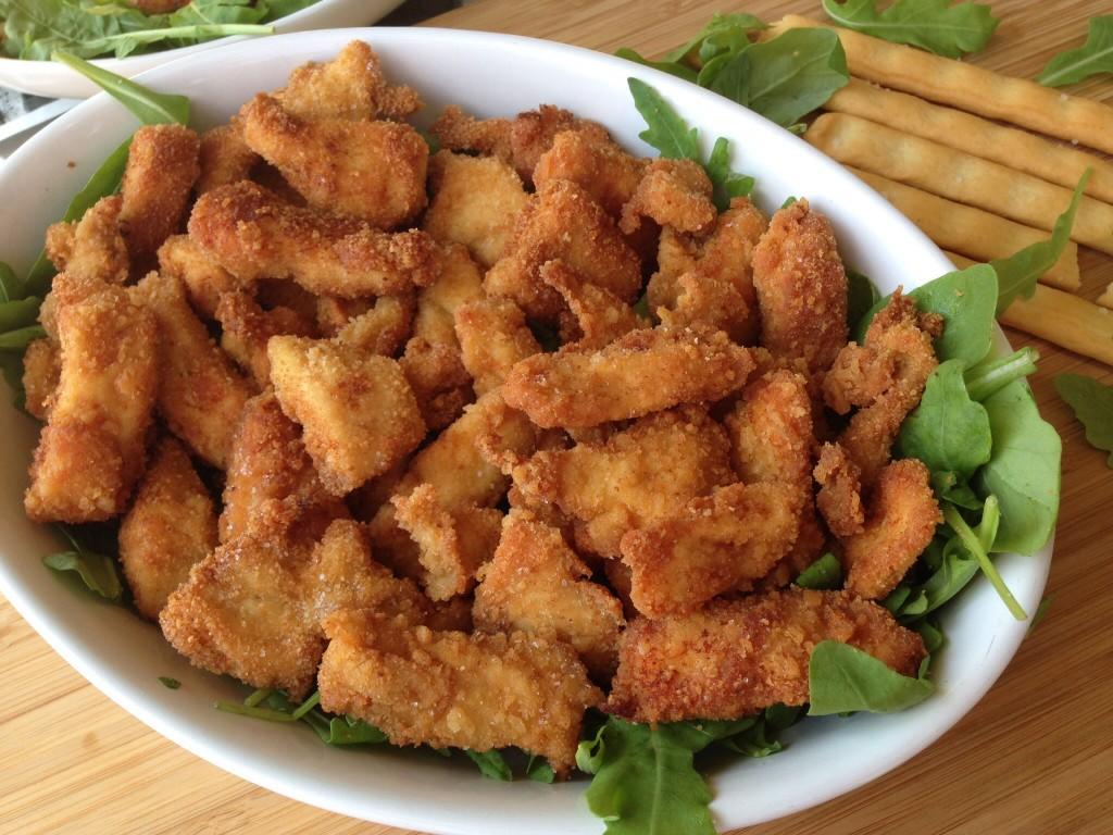Petto di pollo fritto cucino ma sarei a dieta for Cucinare dietetico