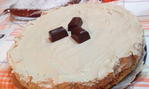 Cheesecake Coppa del Nonno | Ricetta senza cottura