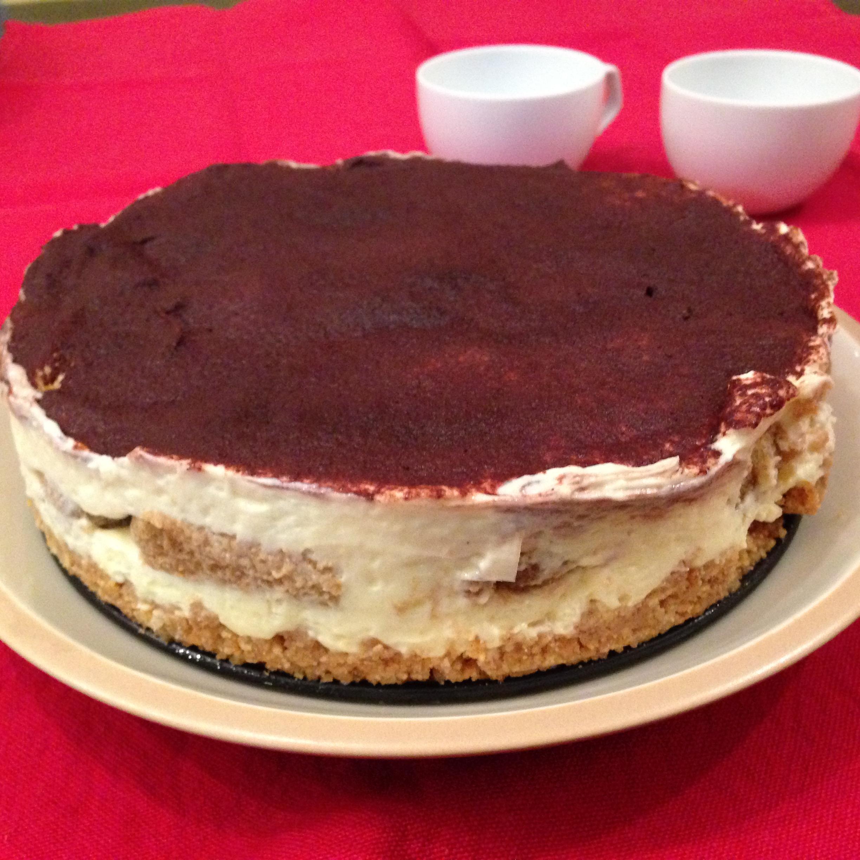 Cheesecake al Tiramisù   Dolce al cucchiaio