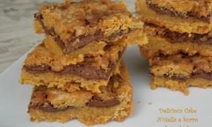 Nutella e Burro di arachidi | Ricetta golosa