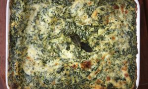 Lasagne spinaci e ricotta