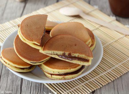 Dorayaki ricetta facile e veloce