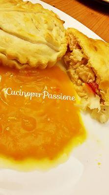 Raccolta di ricette vellutate creme e zuppe cucino per - Pesce su letto di patate ...