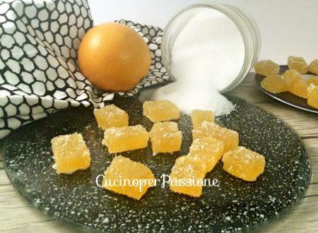 Ricetta Caramelle gelatine alla frutta vegane