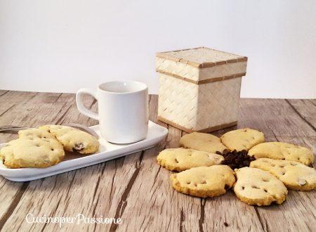 Gocciole ricetta senza lattosio