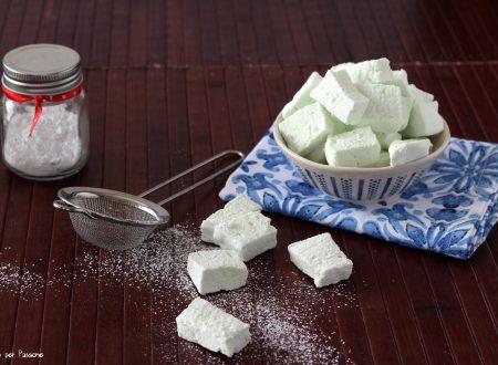 Marshmallow ricetta per farli in casa