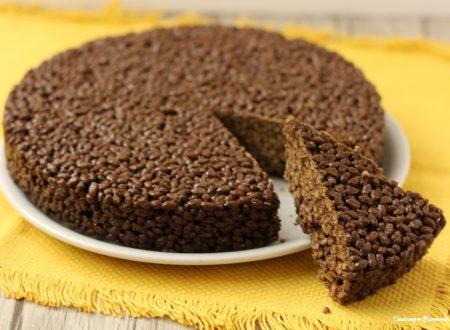 Torta Mars ricetta facile e golosa