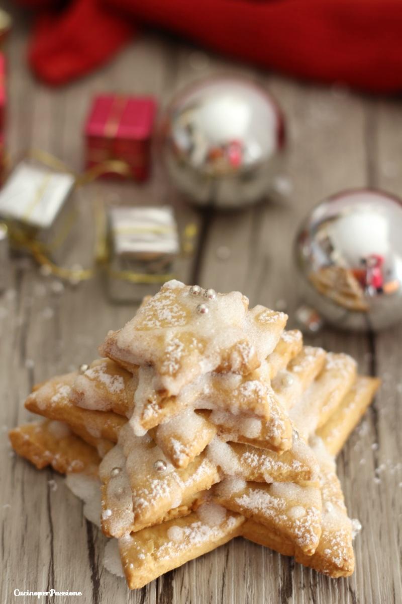 Biscotti di Frolla Albero di Natale