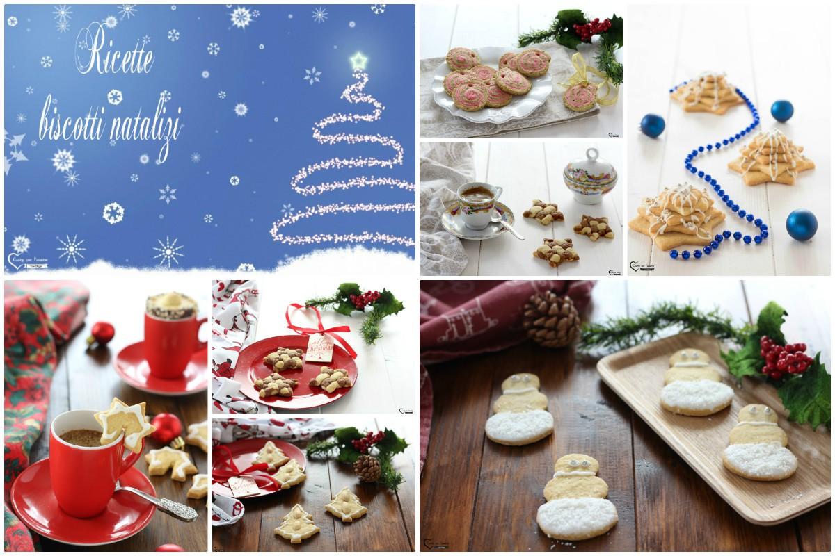 Ricette biscotti natalizi