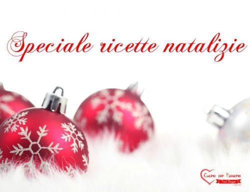 Speciale ricette natalizie
