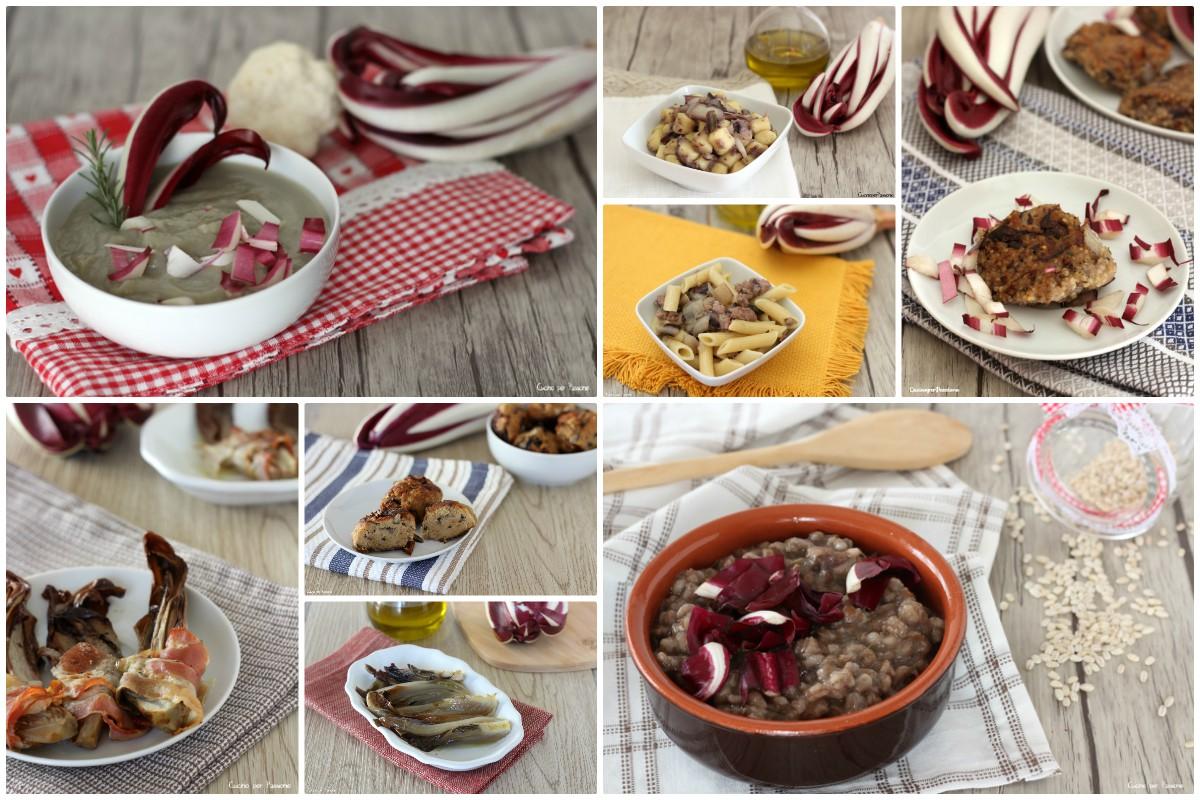 Tante ricette con radicchio buone e facili
